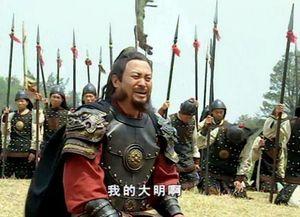 南明英烈传 明末十大抗清英雄,个个都让清兵头疼