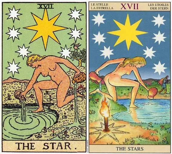 塔罗牌中的星辰代表什么(塔罗牌各牌的寓意是什么)