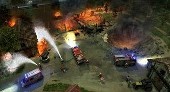 急难先锋2014最新游戏截图鉴赏 国家级消防员登场