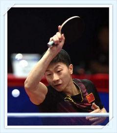 横拍的乒乓球教学基础知识