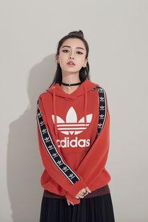 Angelababy出任adidas Originals品牌代言人 ,据说稍后还有重磅合作
