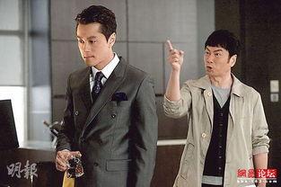 TVB二线演员都比内地一线明星有演技,服吗