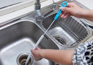 厨房下水道疏通方法,轻松解决厨房堵塞 家装网