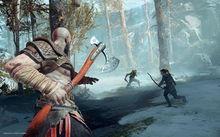 战神4 开发商招聘游戏作家 续作或已开始创作