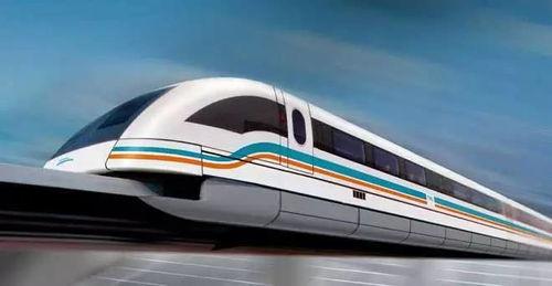 青岛哪家上市公司正在造高速磁浮列车?