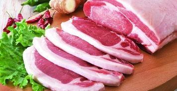 猪肉各部位健康吃法大不同