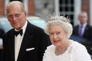 英国菲利普亲王和女王