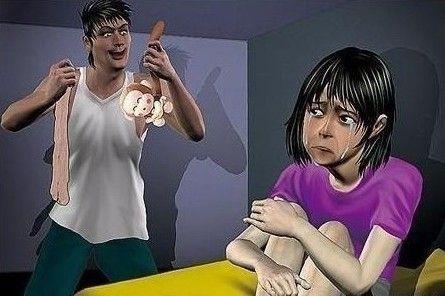 男子性侵女儿6年