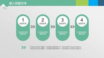 绿色背景音乐多图表动态PPT模板下载 PPT宝藏