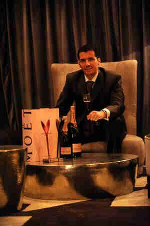 酩悦香槟沙龙 发现生活情趣
