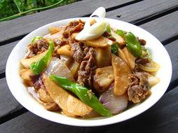 蚝油牛肉杏鲍菇的做法 蚝油牛肉杏鲍菇怎么做好吃 蚝油牛肉杏鲍菇的家常做法图解