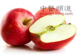 似药的苹果 颜色不同功效大不同 7