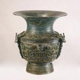 中国古代十大国宝级青铜器青铜器酒