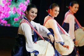 朝鲜国宝级美女 均为朝鲜当红明星