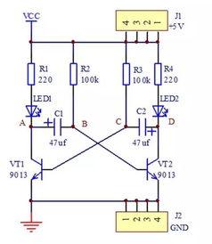 电子入门必画的十张CAD电路原理图