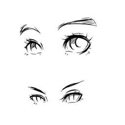 动漫少女画法教程