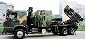 ws-22型火箭炮