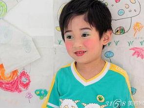 儿童表演怎么化妆教程