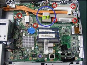 联想一体机电脑显卡在哪个位置图
