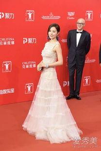 19届上海电影节 范冰冰领衔女星红毯斗艳