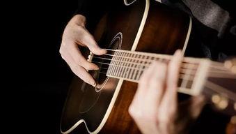 弹吉他手指缠胶带