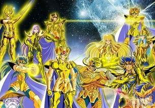 《黄金圣斗士》初级圣斗士全面解析