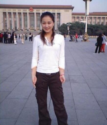 贾玲年轻时美照,当年绝对是真女神,可惜一胖毁所有