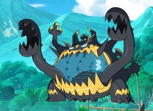 盘点五只传说中的恶属性神奇宝贝,还有一只是能召唤神兽的神兽