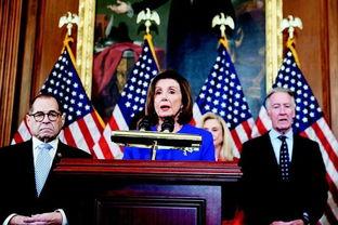 美国国会众议院司法委员会宣布对特朗普的弹劾条款