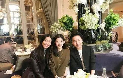 刘雯、奶茶妹妹