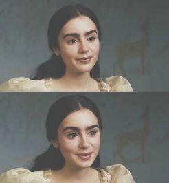 莉莉 柯林斯 白雪公主