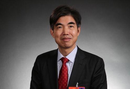 全国人大代表、广东国鼎律师事务所主任朱列玉.