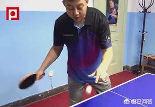 打乒乓球脚下重心蹬地转腰方法(教你如何转腰)