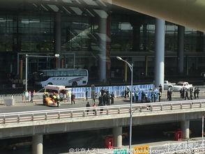 首都机场T3航站楼一男子跳桥 具体原因待查