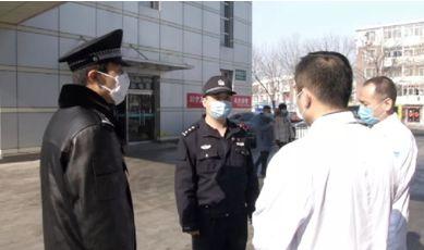 可气隐瞒接触史致数十人被隔离山东女子在津被拘